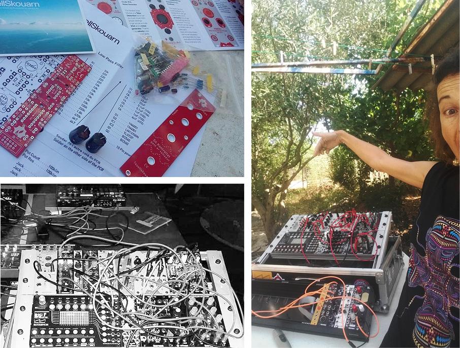 Analog Modular synthesizer - FX samples download free