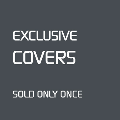 Album / EP covers (exclusive, sold only once)