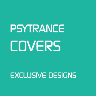 Psytrance covers / artworks