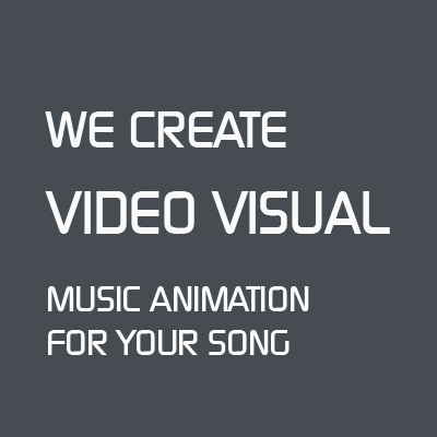 Music visualizers / video animations