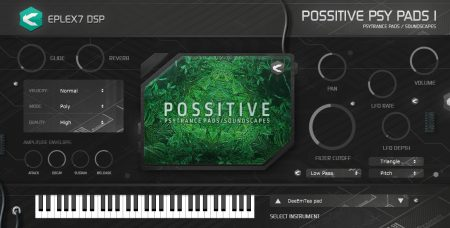 Eplex7 Possitive Psy Pads 1 – soundscapes plugin instrument