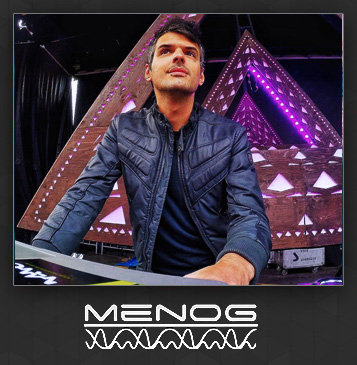 Daniel Bernardo Menog psytrance producer Nano records