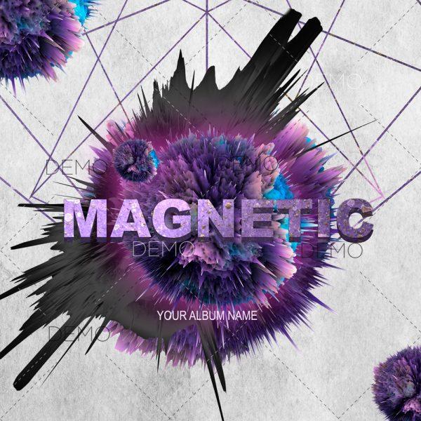 Psytrance album cover design for sale