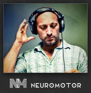 Neuromotor psytrance producer Eplex7 Quantakor plug-in instrument