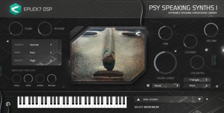 Eplex7 Psytrance speaking synths 1 - plugin instrument