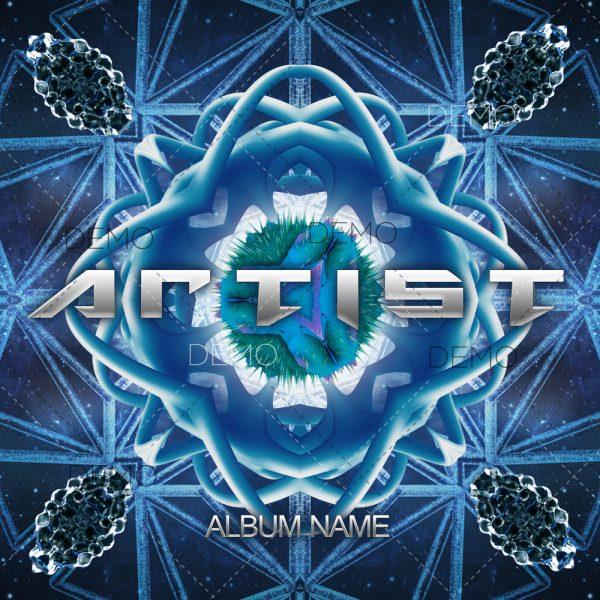 Psytrance EP cover art 2 for sale