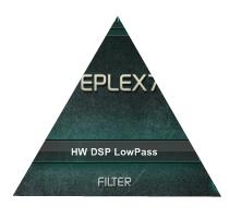 LFO LowPass filter
