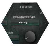 Re-synthesis algorithm
